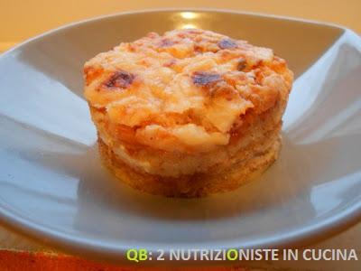 Lasagne di pane light