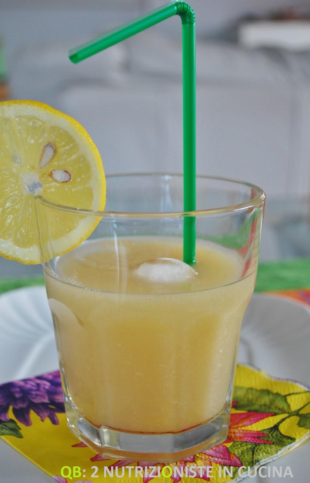Mocktail al pompelmo