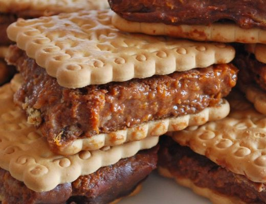 Sandwiches di albi-cookies