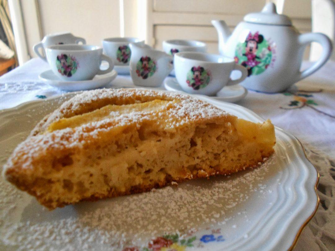 La torta melina per il tè delle principesse