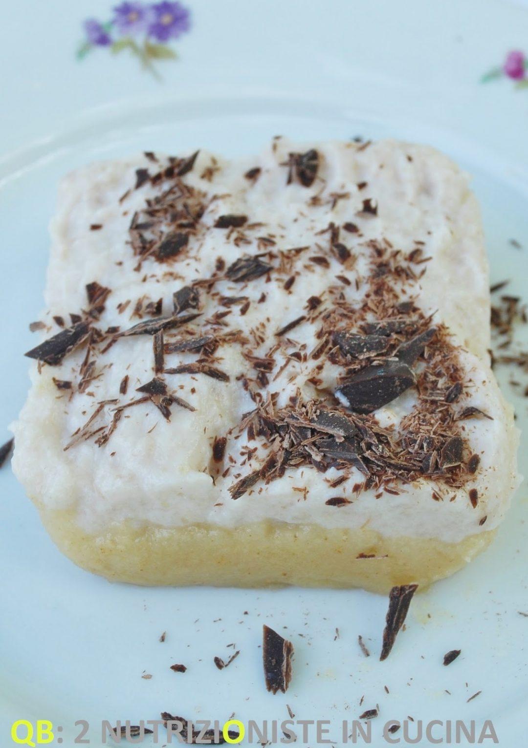 Mini cheesecake alle pere