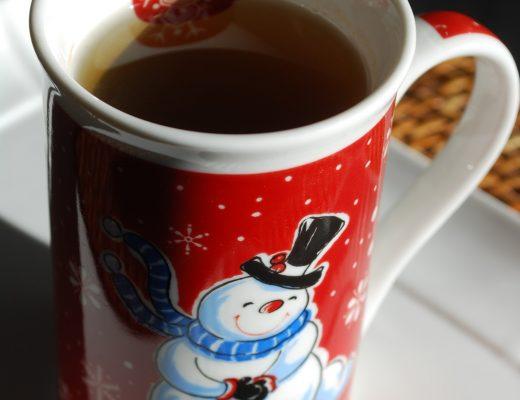 Tè verde e zenzero