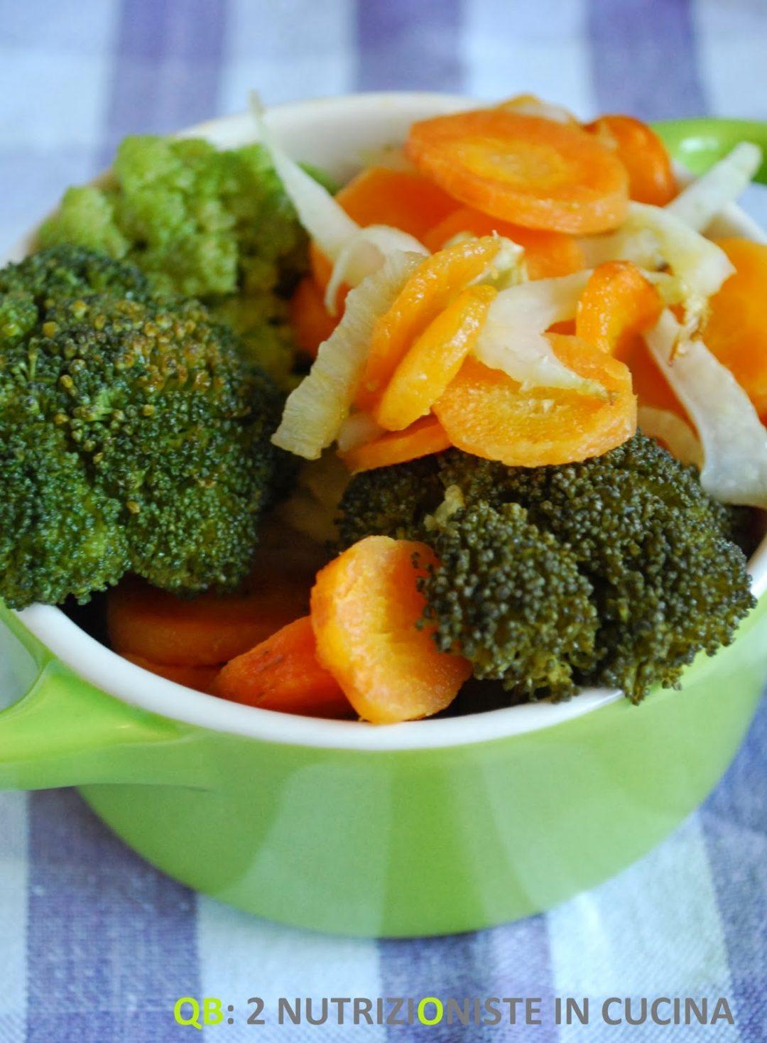 Mix di verdure invernali