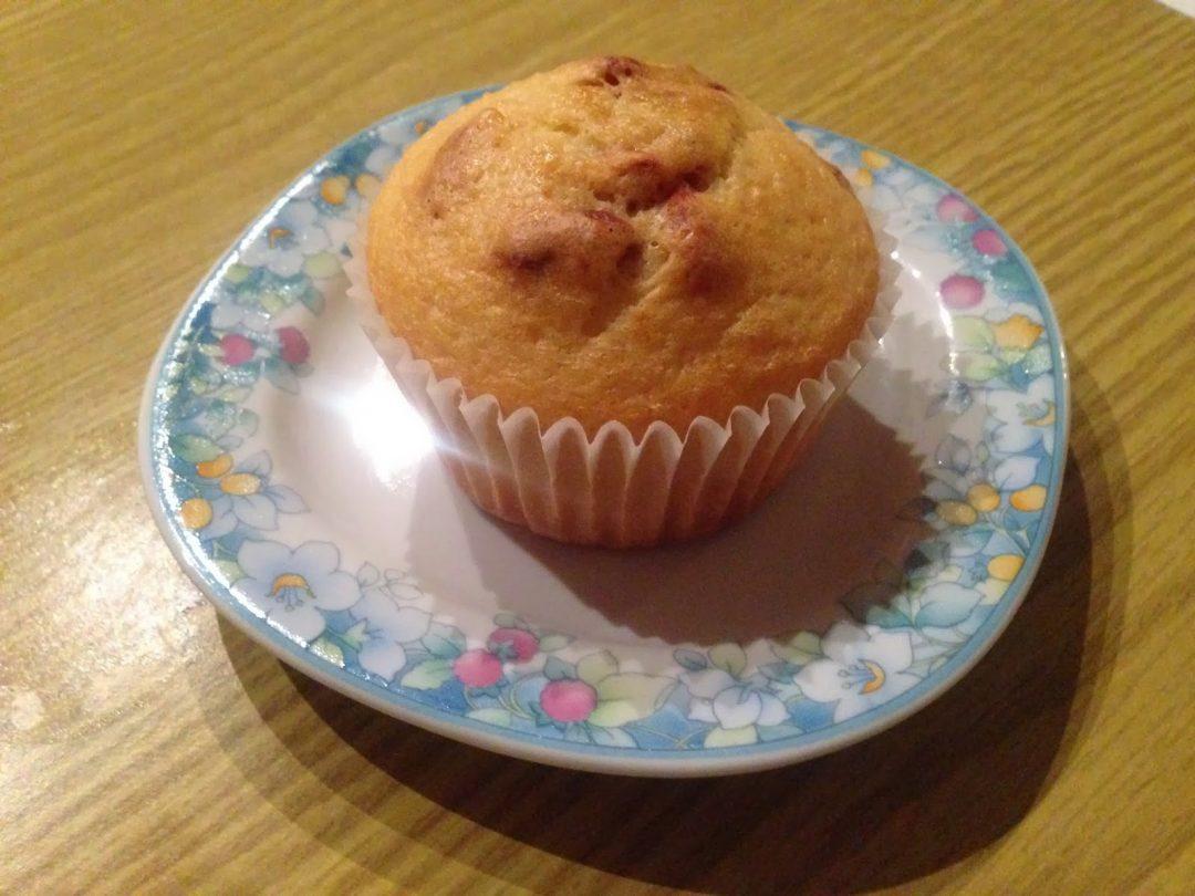 muffin con le bacche di Goji