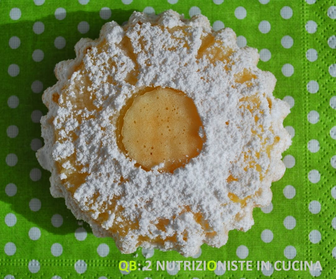 Tortina fior d'ananas