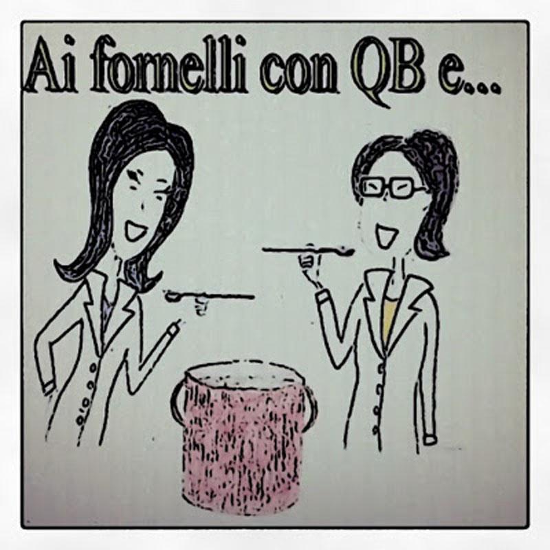 Ai fornelli con QB e...