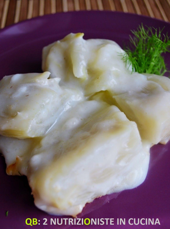 Finocchi in besciamella gluten-free