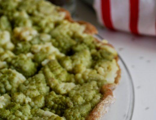 Tarte tatin ai broccoli con farina integrale