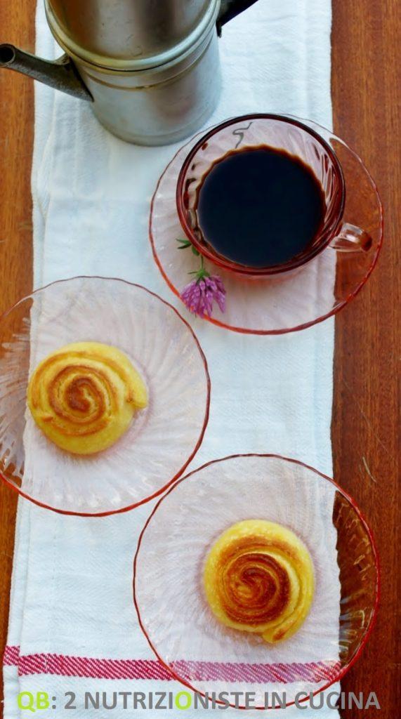 Roselline dolci, ovvero torta di rose light destrutturata