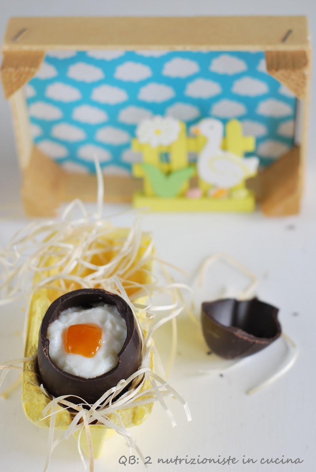 uovo cioccolato ripieno