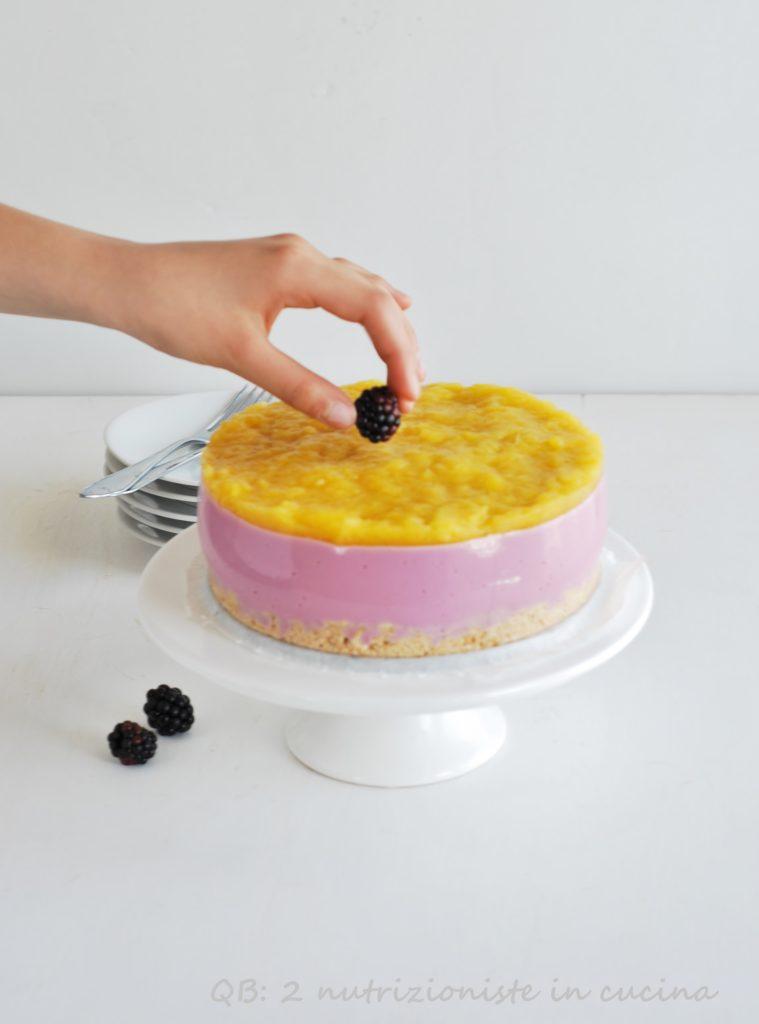 cheese cake mango e more
