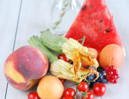 idratazione alimenti