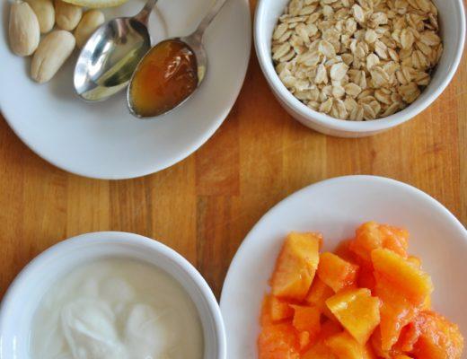 colazione budwig