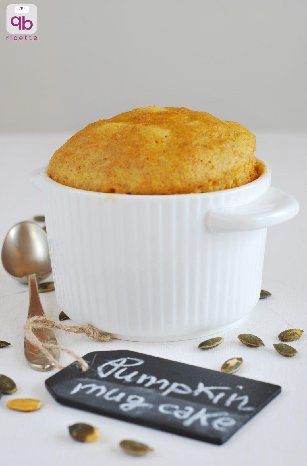 pumpkin-mugcake