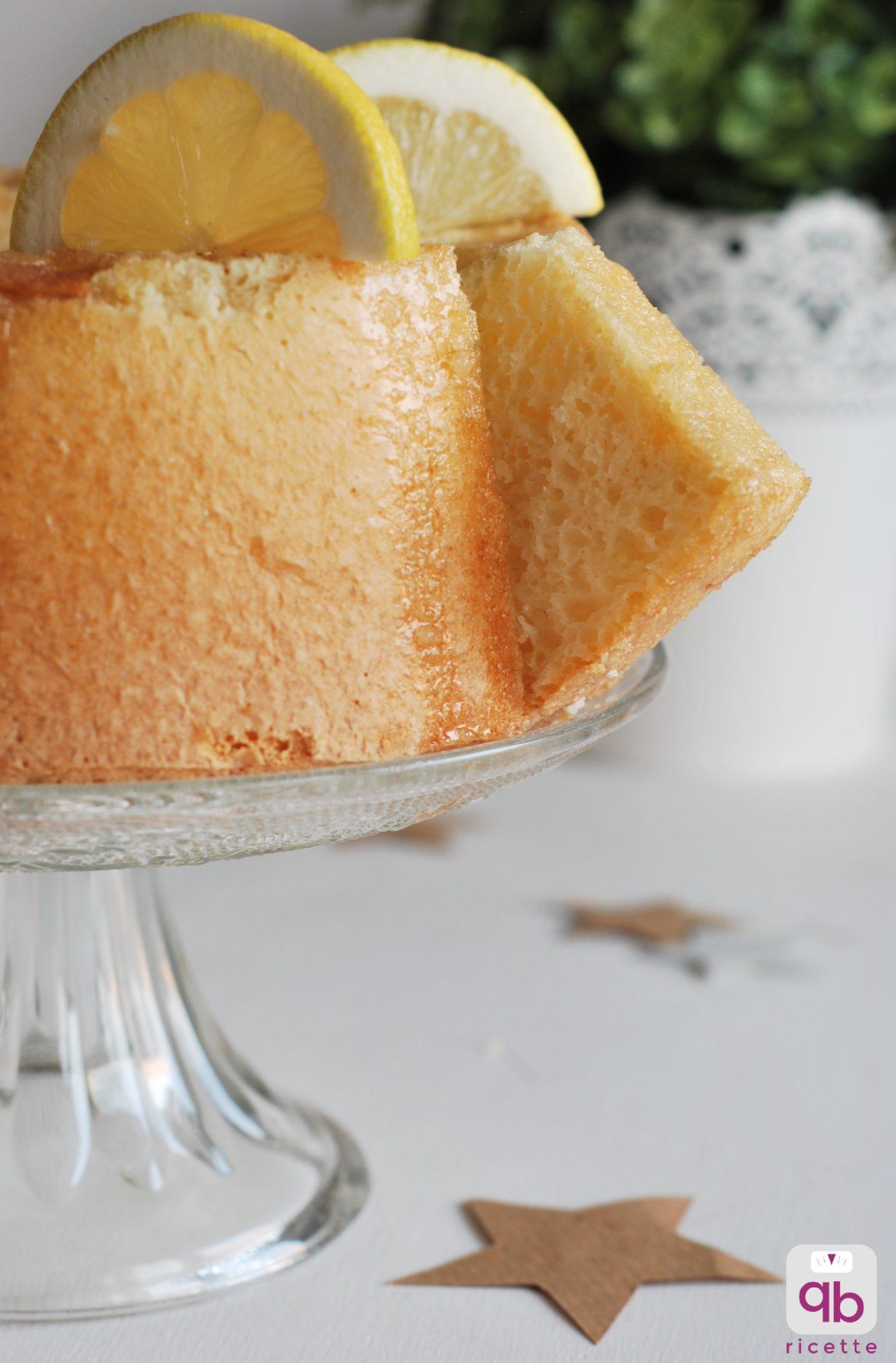 angel-cake-senza-zucchero