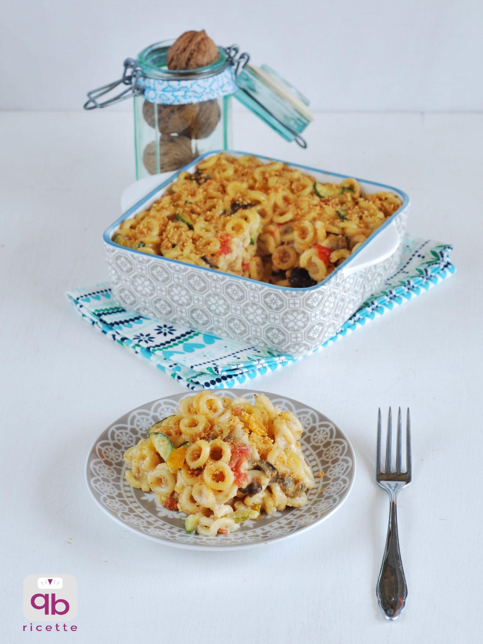 pasta-al-forno-con-verdure-e-noci