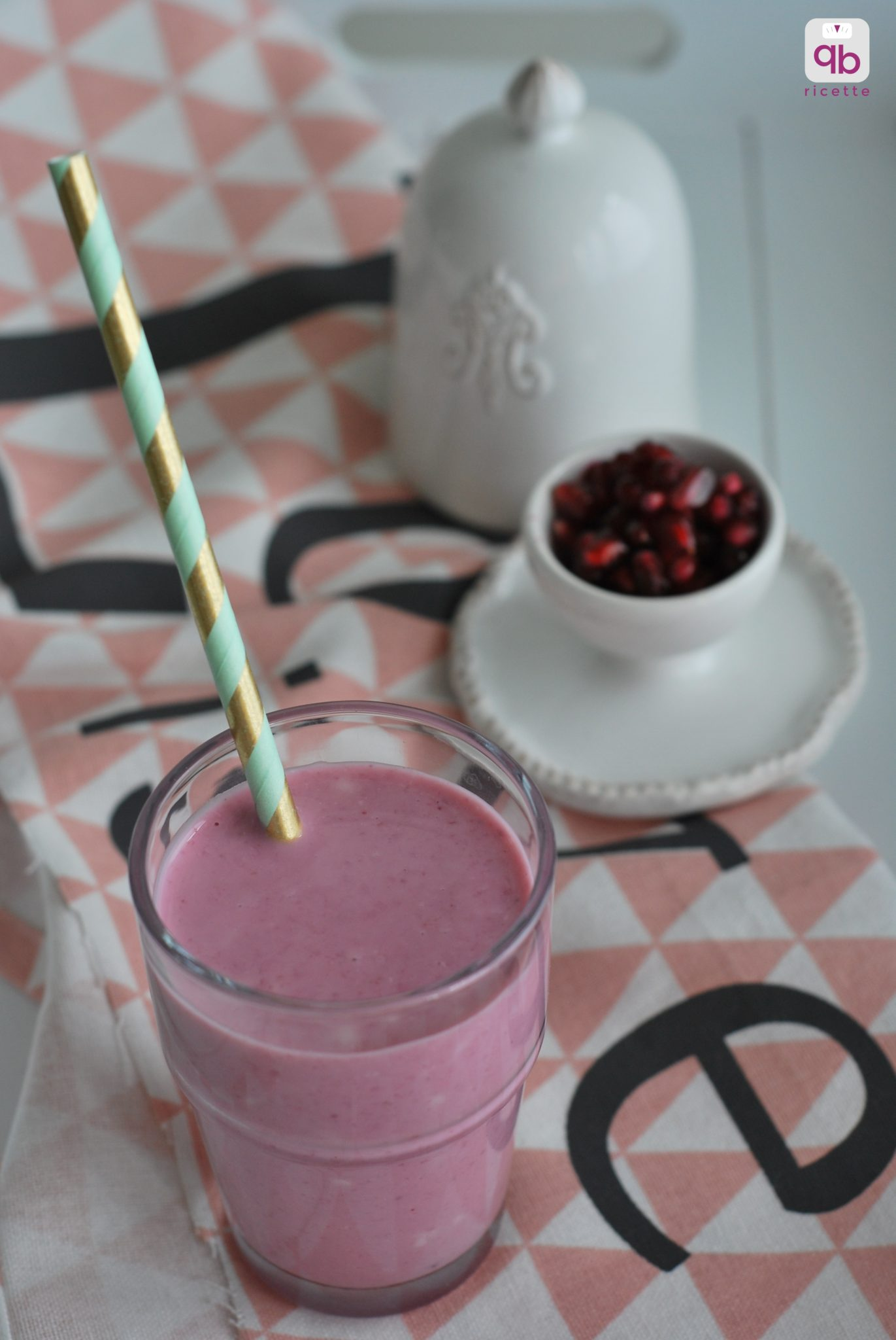 smoothie-melagrana-e-yogurt