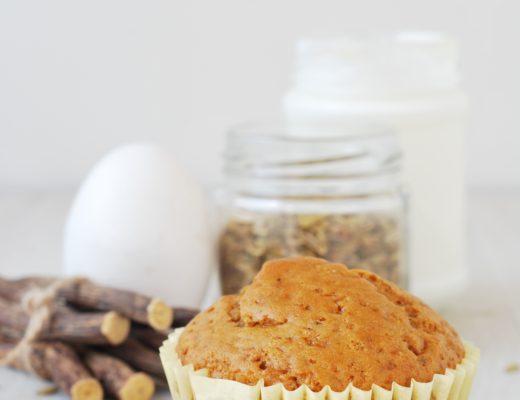 muffin liquirizia finocchio