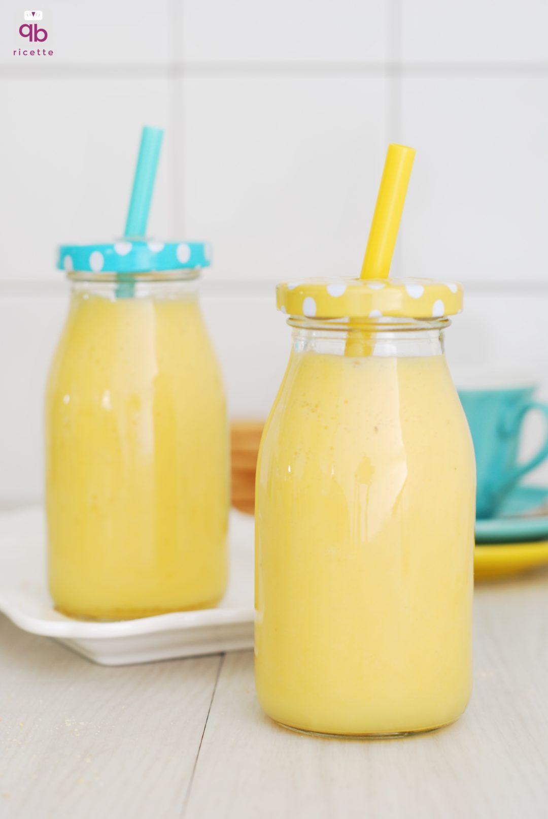 smoothie ananas zenzero