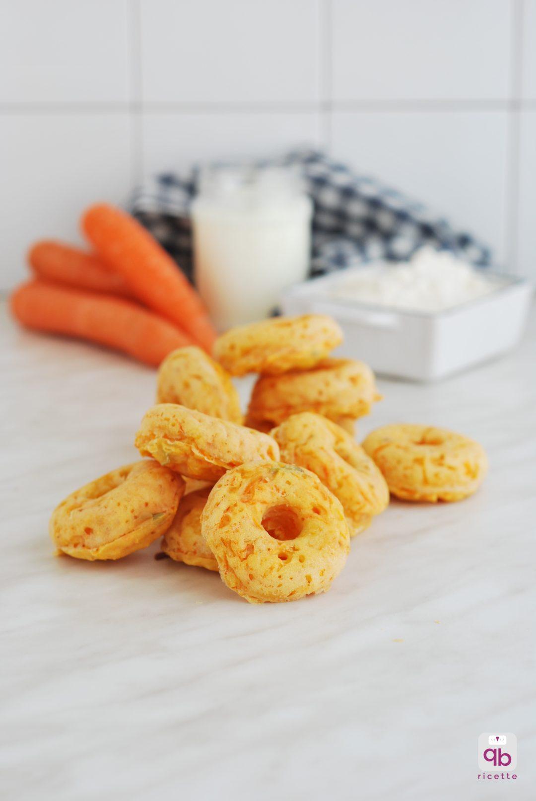 ciambelline carote