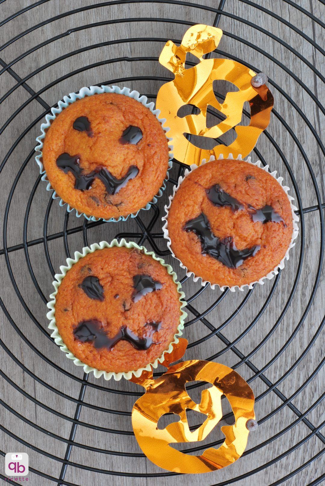 Ben noto Muffin alla zucca | QB Ricette GX17