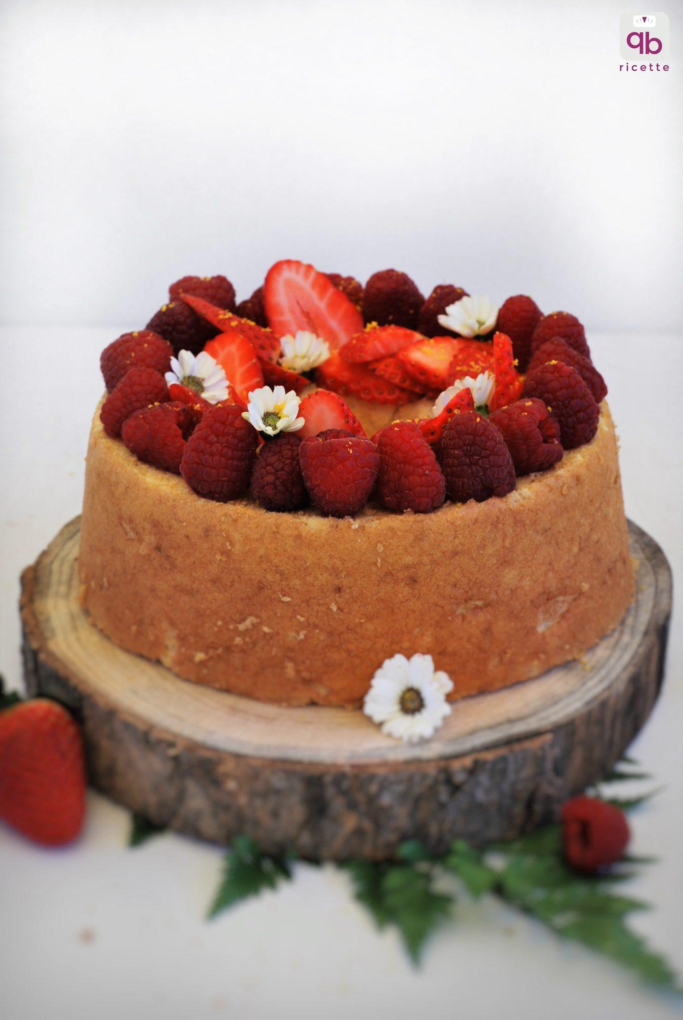 angel cake alla frutta (3)