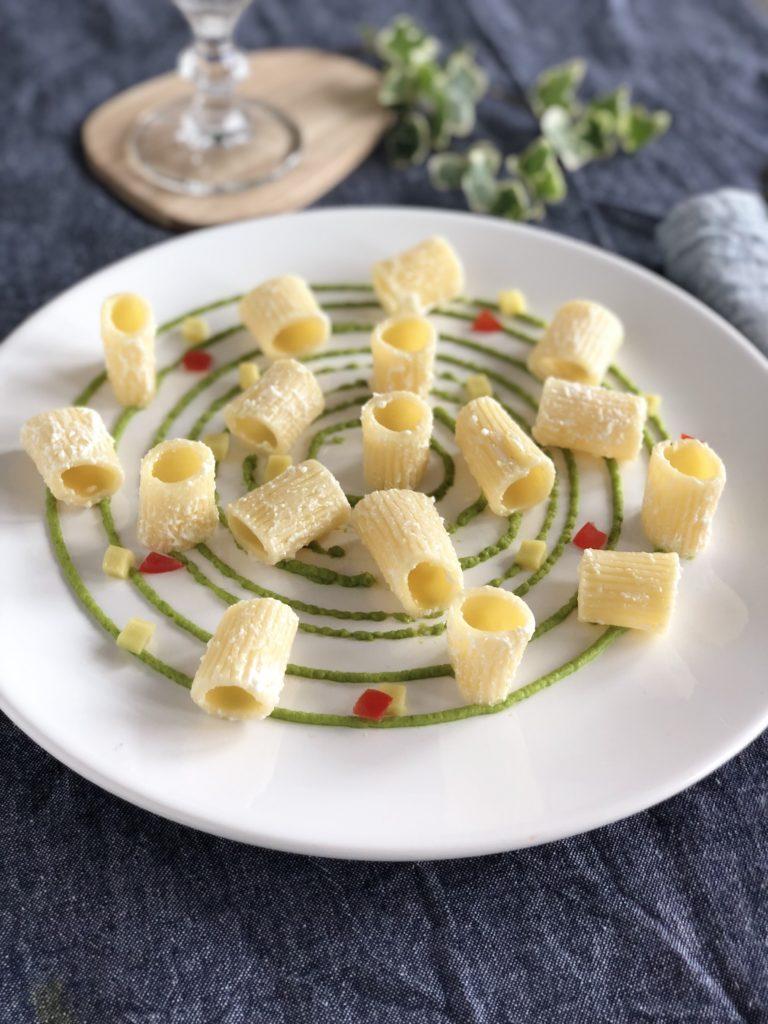 pasta alla ricotta e zucchine