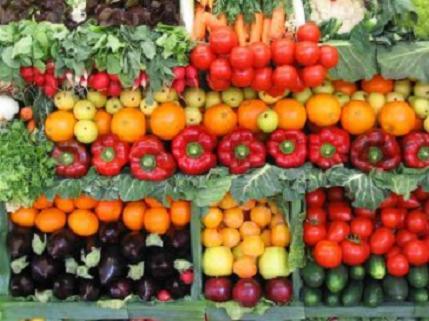 Frutta o verdura prima dei pasti