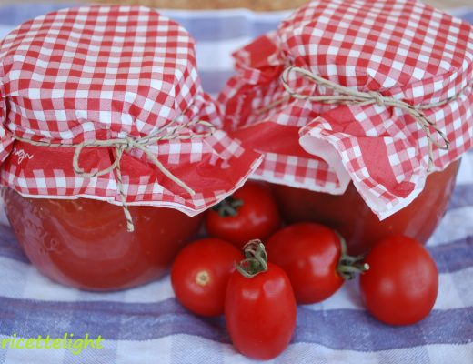 Salsa di pomodori tutti i gusti più uno