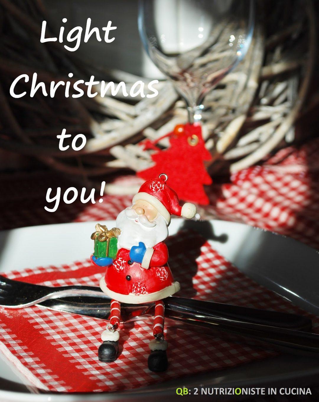 Light Christmas to you