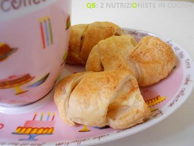 Mini brioches senza zucchero alla mela e cannella
