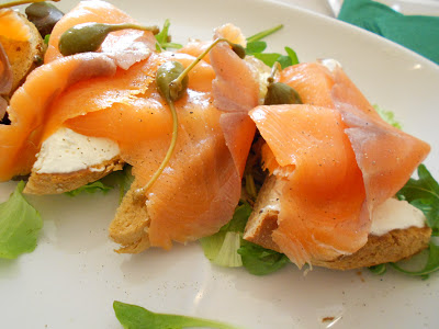Storia di un brunch e della scoperta degli open sandwich (2)