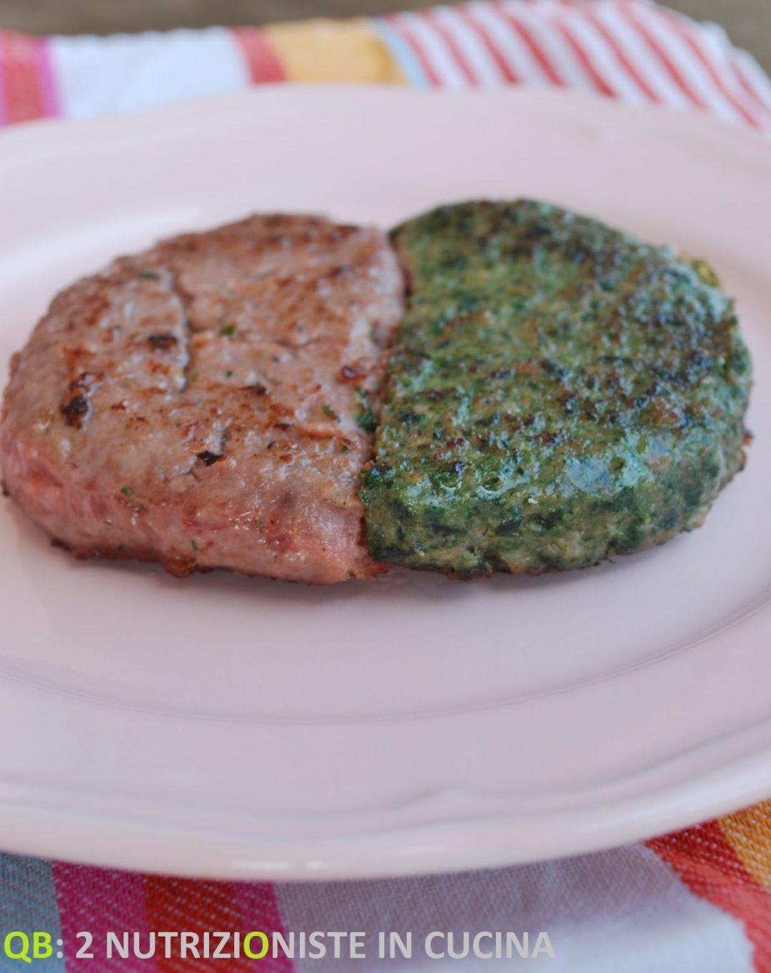 Favoloso Hamburger con spinaci | QB Ricette UT38