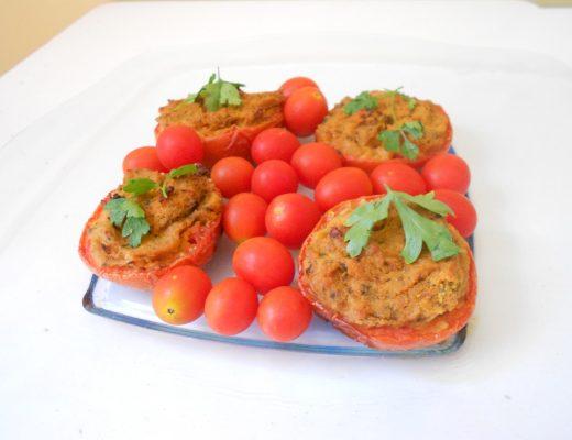 pomodori con ripieno di tonno