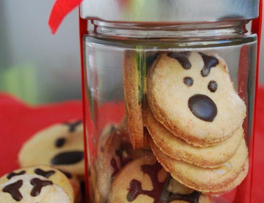 Biscotti di Natale senza zucchero