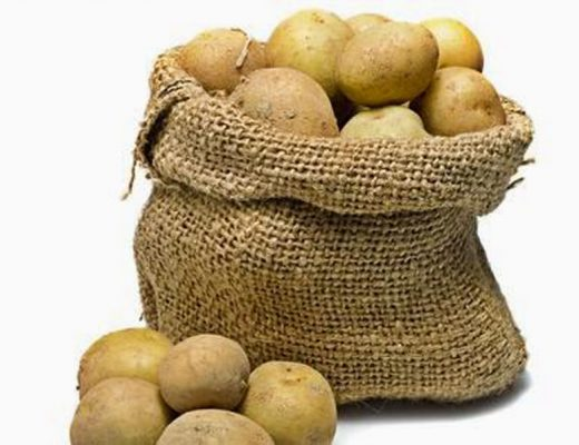 Le patate falsi miti e verità