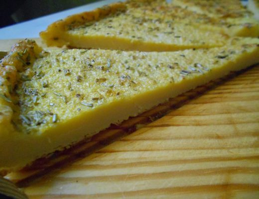 La farinata un piatto della tradizione ligure ricco di virtù