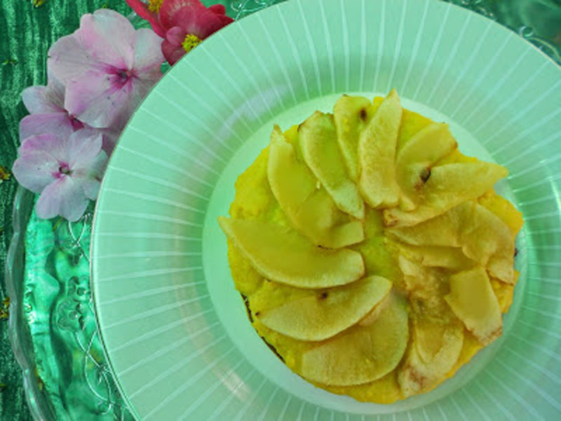 Tortine alle mele senza zuccheri aggiunti