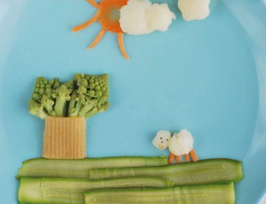 Pasta e broccoli un piatto per bambini