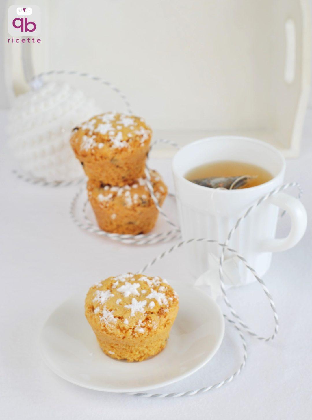 Menu Di Natale Per 30 Persone.Muffin Di Natale Qb Ricette