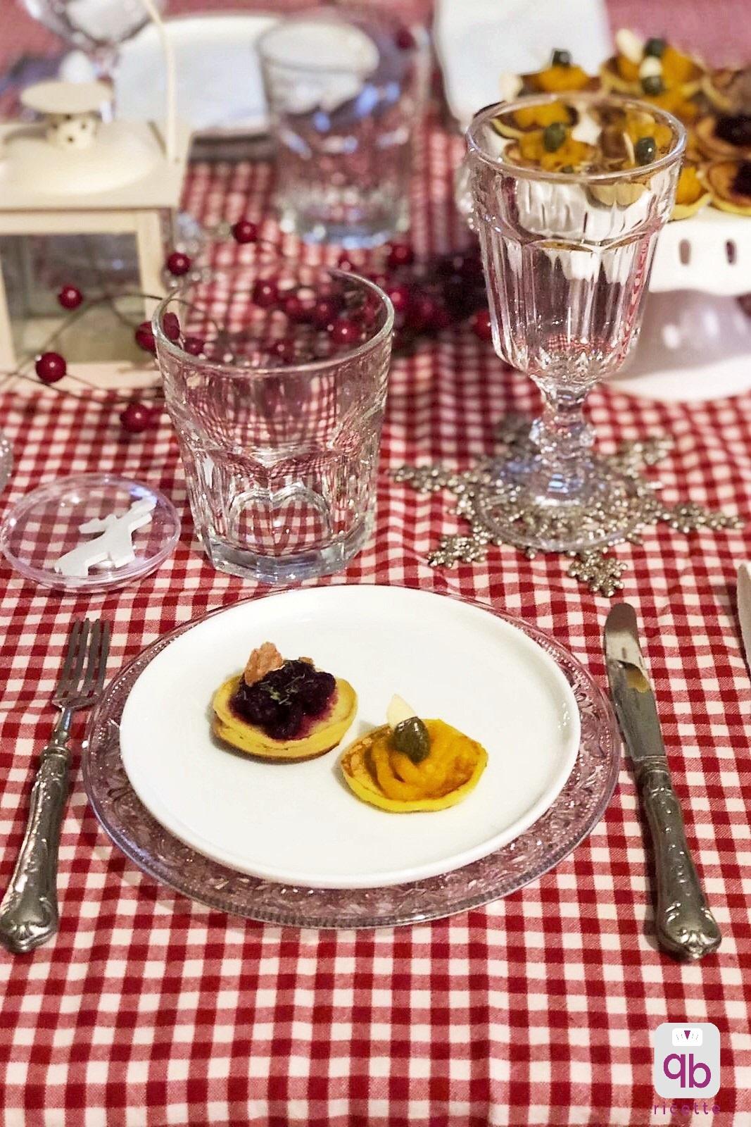 Antipasto Di Natale Leggero.Mini Pancakes Salati Un Antipasto Leggero Per Natale Qb Ricette